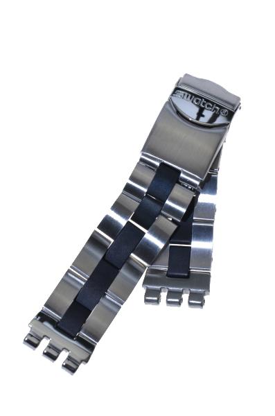 Swatch Stainless Steel Bracelet 'Windfall'  AYCS410GX