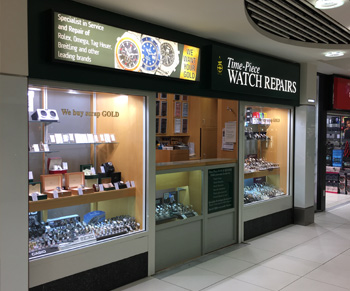 Blackburn Watch Store