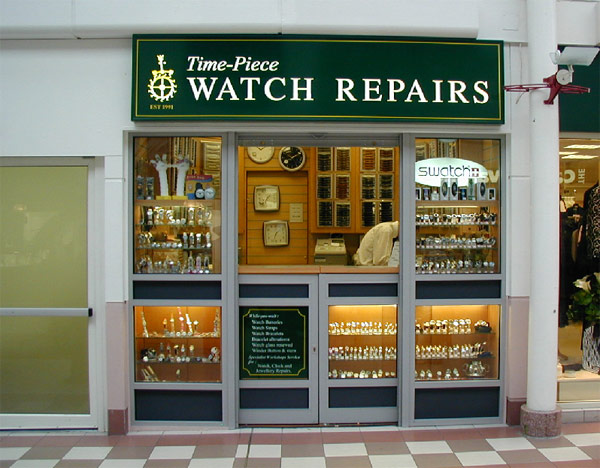 Telford Watch Store