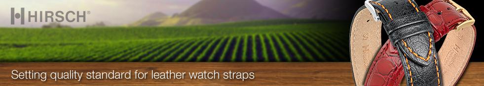 Hirsch Watch Straps Watches