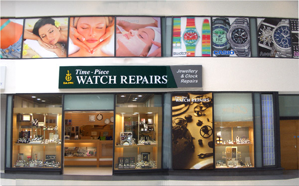 Wigan Watch Store