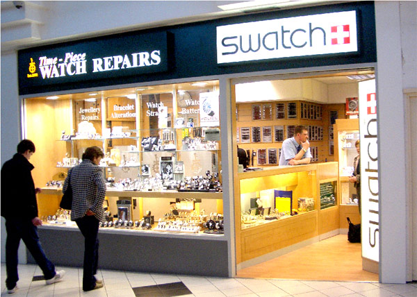 Shrewsbury Watch Store