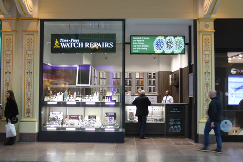 Manchester Watch Store