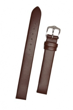 Hirsch 'Wild Calf' M 16mm Brown Leather Strap  - 13600210-2-16