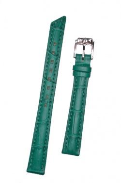 Hirsch 'Princess' Teal Leather Strap, 16mm - 02628147-2-16