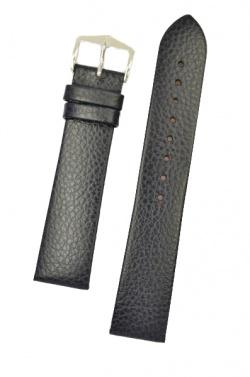 Hirsch 'Dakota' M 18mm Blue Leather Strap  - 17800280-2-18