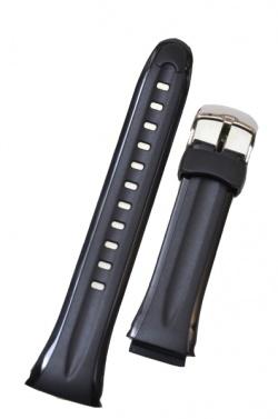 Casio Black Resin Strap 10092505 - 10092505