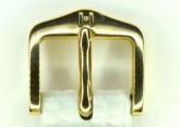 Hirsch 'Rainbow' M White Leather Strap, 12mm