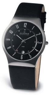 Gents Skagen Strap Watch 233XXLSLB