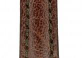 Hirsch 'Highland' M Brown, leather watch strap 12mm