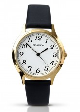 Gents Sekonda Quartz Strap Watch 3134