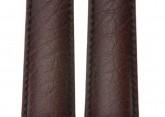 Hirsch 'Highland' M Brown, leather watch strap 16mm
