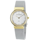 Ladies Skagen Bracelet Watch 358SGSCD