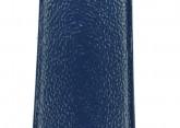 Hirsch 'Italocalf' Blue ,M,  Leather Strap, 16mm