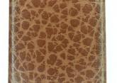 Hirsch 'Dakota' Brown, leather watch strap,XL, 20mm