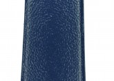 Hirsch 'Italocalf' Blue ,M,  Leather Strap, 12mm