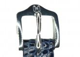 Hirsch 'Rainbow' M Blue Leather Strap, 16mm