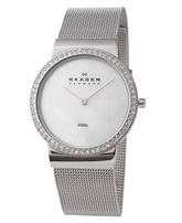 Ladies Skagen Bracelet Watch 644LSS