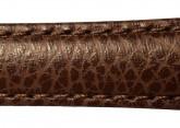 Hirsch 'Kansas' Brown Calf Leather Strap, 14mm