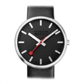Gents 'Giant Size' Strap Watch  A6603032814SBO