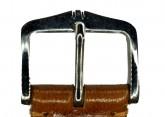 Hirsch 'Siena' L Golden Brown,20mm  Tuscan Leather Strap
