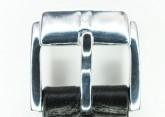 Hirsch 'Princess' Black Leather Strap, 14mm