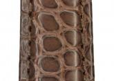 Hirsch 'Regent' M Brown Leather Strap, 16mm
