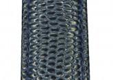 Hirsch 'Rainbow' M Blue Leather Strap, 18mm
