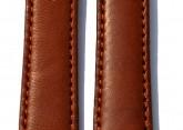 Hirsch 'Merino-Artisan' Tan Leather Strap, 20mm