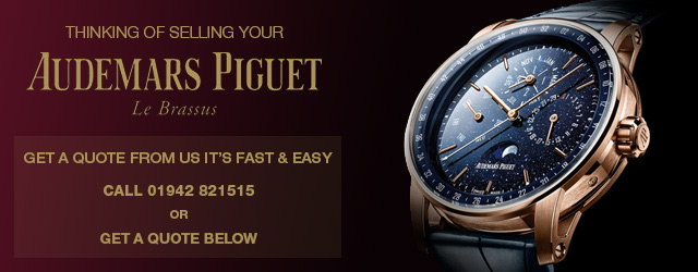 Sell your Audemars Piguet Wilmslow - Audemars Piguet Valuation