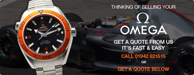 Sell your Omega Liverpool - Omega Valuation