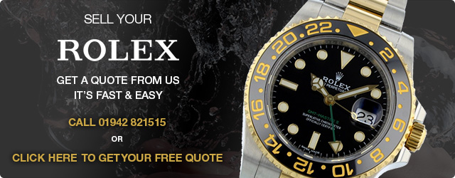 Sell your Rolex Manchester - Rolex Valuation