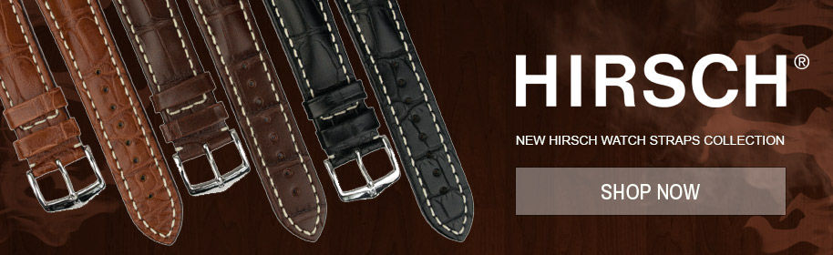 Hirsch Watch Straps
