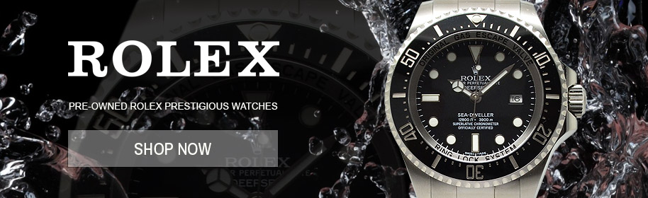 Buy and Sell Pre-owned Rolex Watches