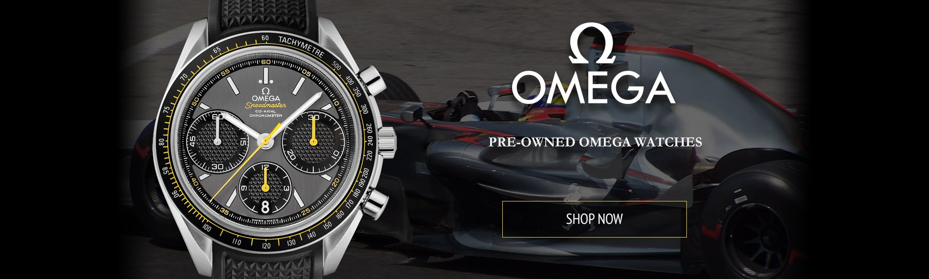 Buy and Sell Pre-owned Omega Watches
