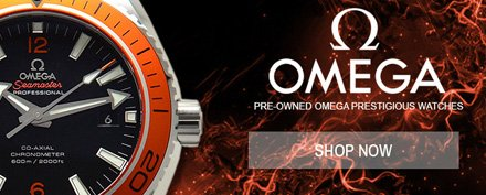 Buy and Sell Omega Watches