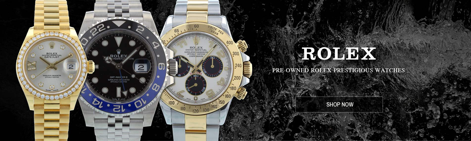 Buy and Sell Pre-owned Rolex