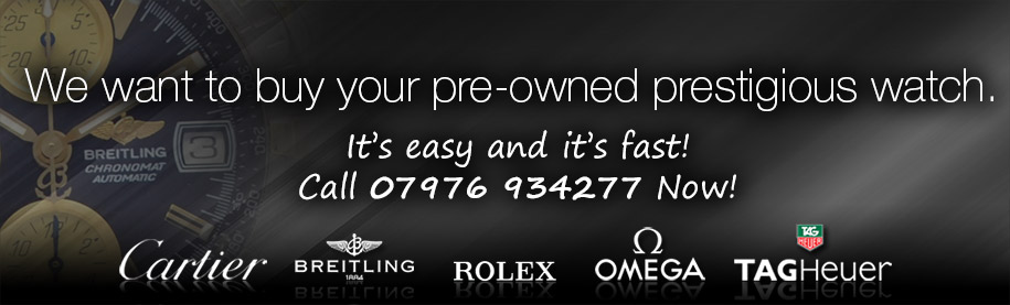 Pre owned Rolex Breitling Omega Watches Wigan Blackburn Bury Chester Telford Shrewsbury Preston Manchester Liverpool Lancashire Cheshire