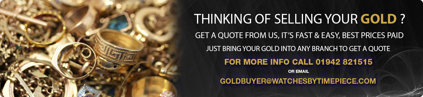 Sell your Gold, scrap gold, gold jewellery