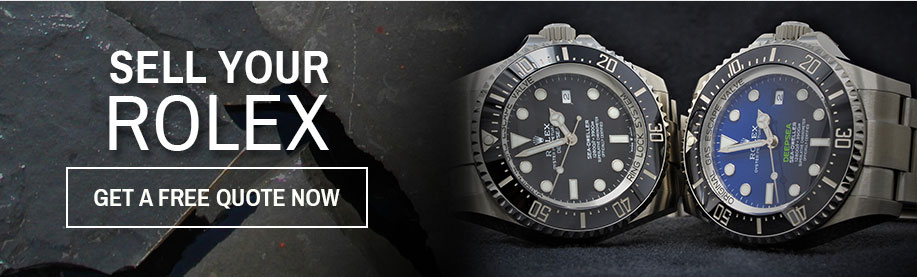 Sell Your Rolex - Get a quote