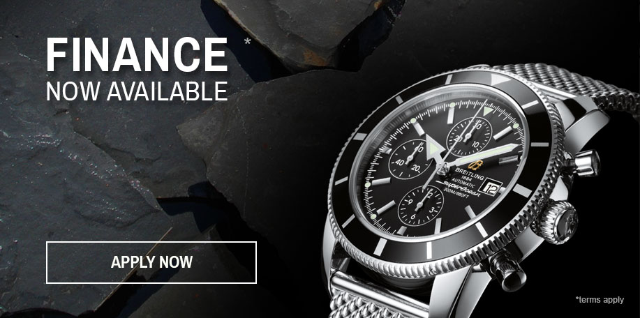 Finance for buying your Rolex, Omega or Breitling