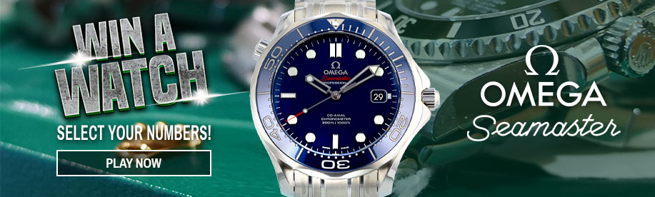 Win a Rolex, Omega or Breitling Watch Competition